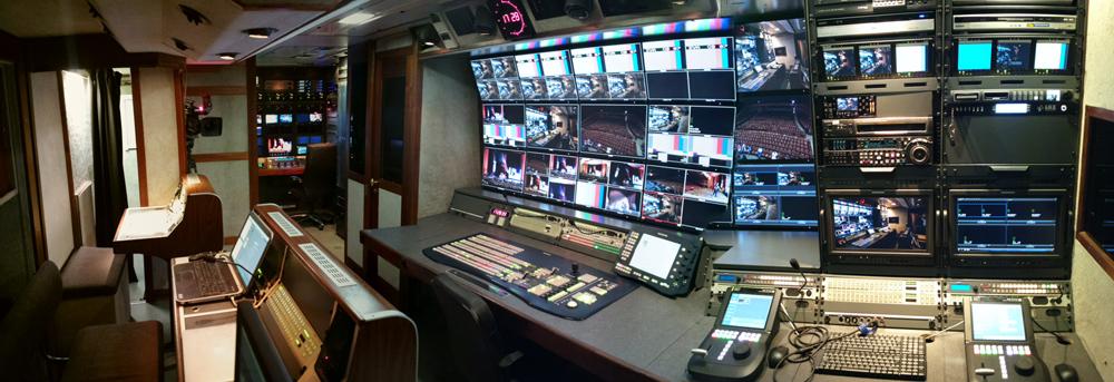 Studio Video Art OB 07 – Main Production Room
