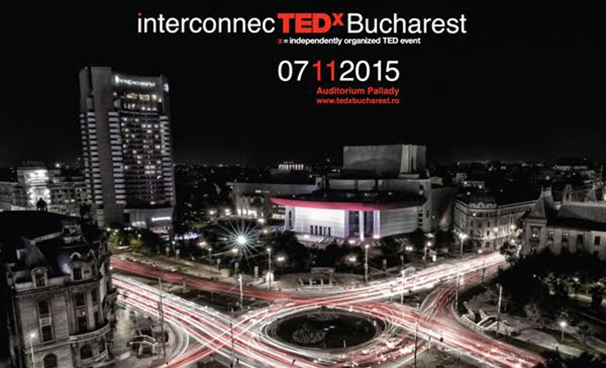 TEDx Bucharest 2015