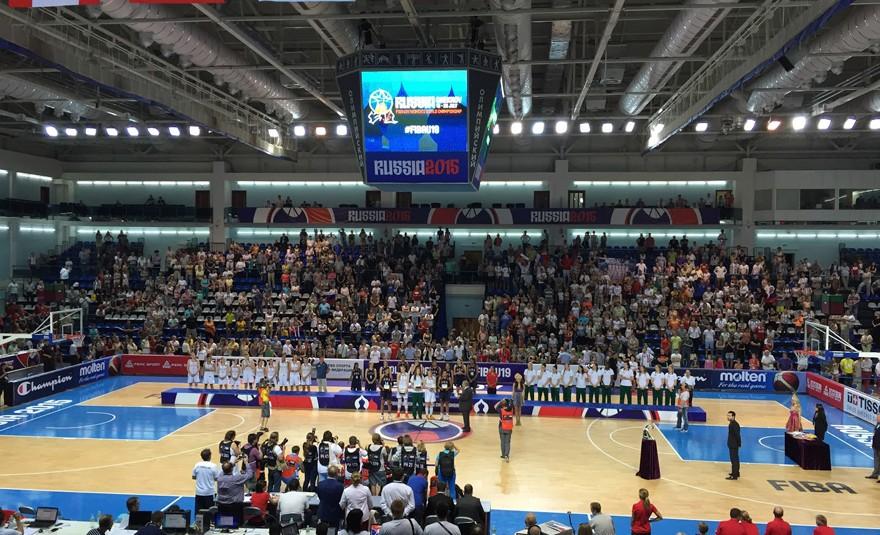 FIBA World and European Youth Championships