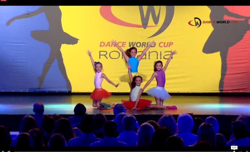 2015 Dance World Cup